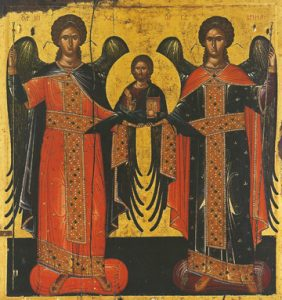 Synaxis of the Archangels - CF758 Nov. 08