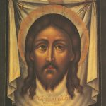 """Icon """"Not Made By Hands"""" (Simon Ushakov, 17th c.) – J58"""