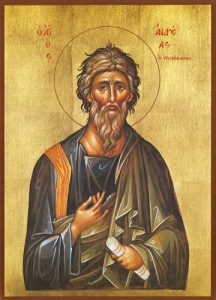 St. Andrew the First-Called – S105 - Nov. 30