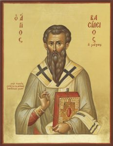 St. Basil the Great – S37
