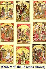 Stavronikita Monastery Series
