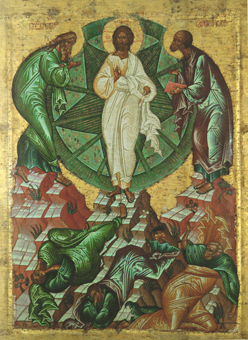 Icon of the Transfiguration - CF1010