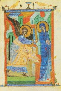 Icon of the Annunciation – CF1051