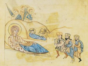 Icon of the Nativity of Christ – CF1053