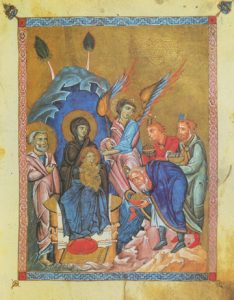 Icon of the Adoration of the Magi – CF1055
