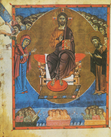 Icon of the Last Judgment – CF1056
