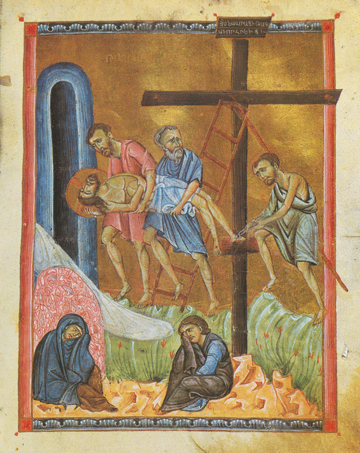 Deposition from the Cross – CF1057