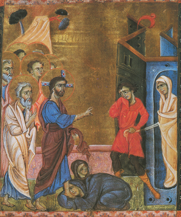 Raising of Lazarus – CF1058