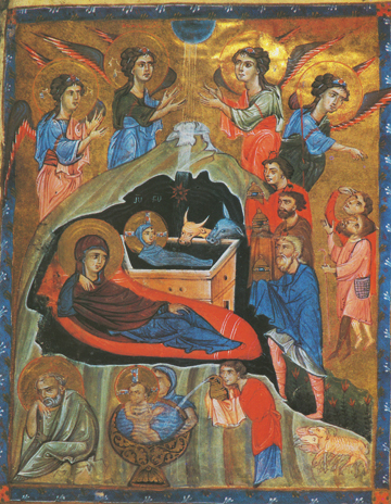 Icon of the Nativity – CF1059