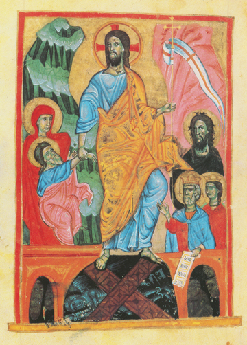 Icon of the Resurrection – CF1069