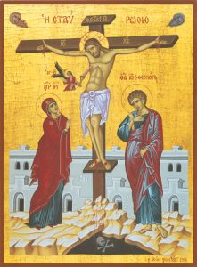 Icon of the Crucifixion – CF705