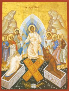 Icon of the Resurrection – CF731