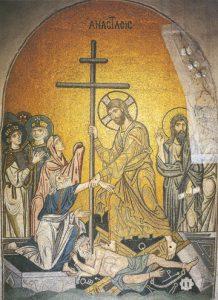 Icon of the Resurrection (Mosaic) – CF744