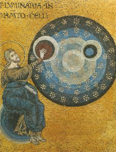 Icon of the Creation of the Universe (Mosaic) – CF746