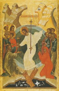 Icon of the Resurrection – CF759