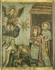 Icon of the Nativity – CF761