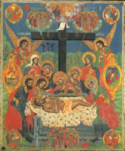 Icon of the Epitaphios – CF784