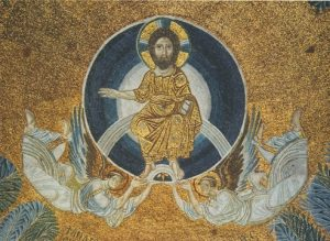 Icon of the Ascension – CF805