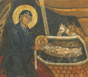 Icon of the Nativity (Detail) – CF806