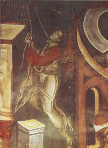 Icon of Judas Hanging Himself – CF853