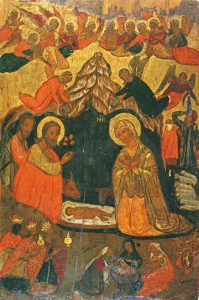 Icon of the Nativity – CF887