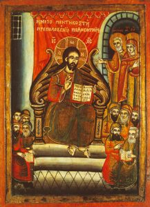 Icon of Mid-Pentecost – CF895