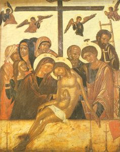 Icon of the Taking Down from the Cross – CF908