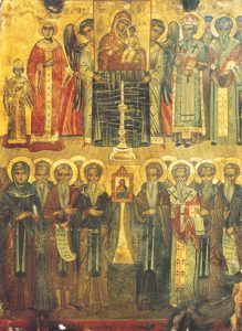 Icon of the Triumph of Orthodoxy – CF913