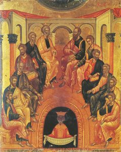 Icon of Pentecost – CF916