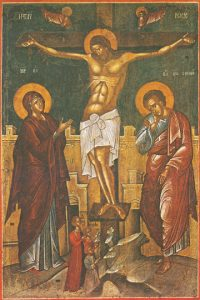 Icon of the Crucifixion – CF921