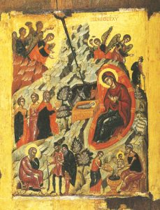 Icon of the Nativity – CF943