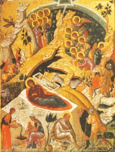 Icon of the Nativity – CF944