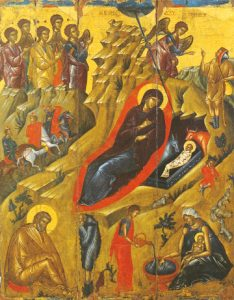Icon of the Nativity – CF951