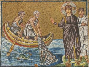 Icon of SS Peter and Andrew's Calling – CF960