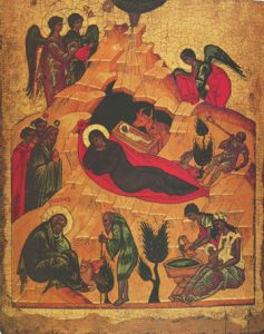 Icon of the Nativity – CF963