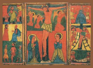 Icon of the Crucifixion – CF980
