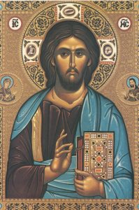 Icon of Christ Pantocrator – CJ704