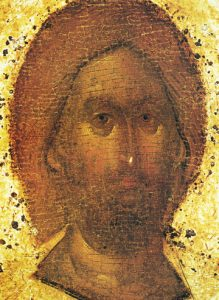 Icon of Christ the Saviour Among the Heavenly Powers – CJ727