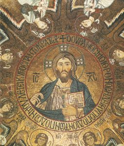 Icon of the Pantocrator – CJ758