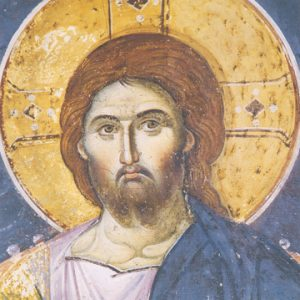 Icon of Christ Enthroned (Detail of J86) – CJ759