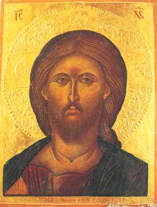 Icon of the Pantocrator (Cretan) – CJ827