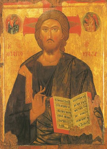 Christ Pantocrator – CJ856