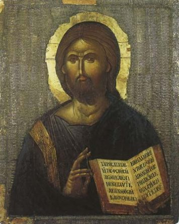 Christ Pantocrator – CJ862
