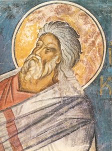 Icon of Ezekiel the Prophet (Face) – CP703