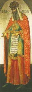 Icon of Melchizedek the Righteous, King of Salem – CP713