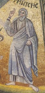 Icon of Moses the Prophet (Detail) – CP726