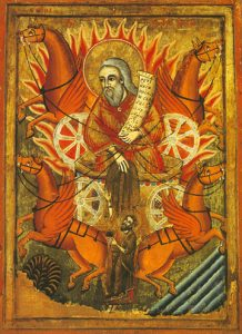 Icon of Elias (Elijah) the Prophet – CP762