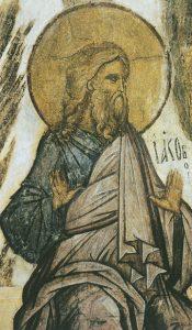 Icon of Patriarch Jacob (Detail) – CP813