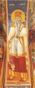 Icon of Samuel the Prophet – CP843