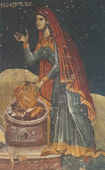 Icon of St. Photini (the Samaritan Woman) – CS1045
